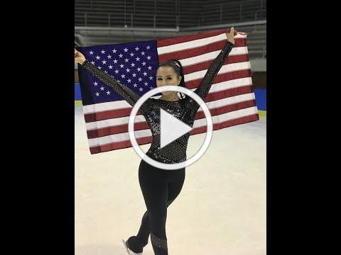 2019-2020 Ann Arbor FSC Bobbie Stoermer Test Award Winner- Ema Zagajac