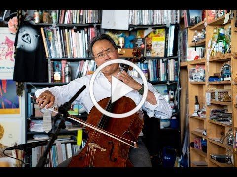Yo-Yo Ma: NPR Music Tiny Desk Concert