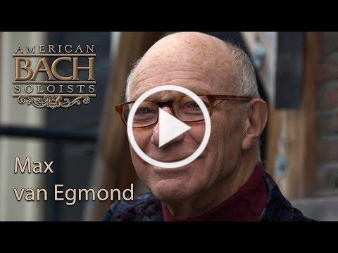 Max van Egmond: Baroque Music Artist (preview)
