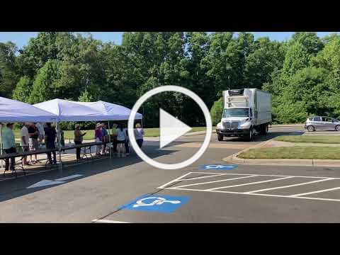 Blessed Sacrament Church Children's Summer Meals Program