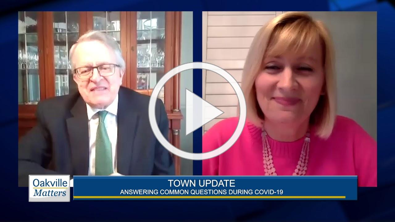Oakville Matters - Town Update - May 19, 2020