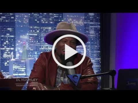 George Lopez's Near Death Moment | DL Hughley Show