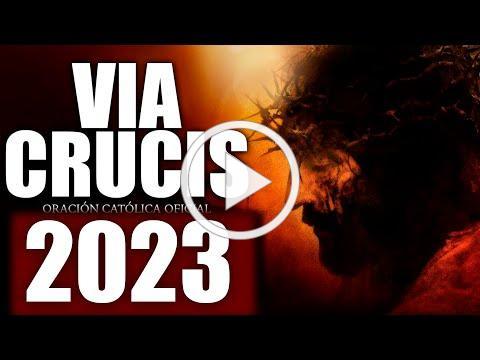 VÍA CRUCIS 2021 (Meditado) 14 ESTACIONES