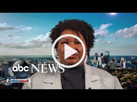 'We did very well in vote by mail ... early vote': Stacey Abrams on Georgia runoffs   ABC News