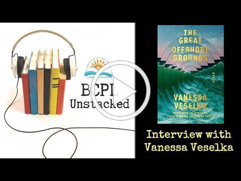 BCPL Unstacked: Vanessa Veselka