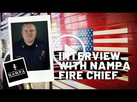 THIS IS NAMPA: Interview with Fire Chief Kirk Carpenter