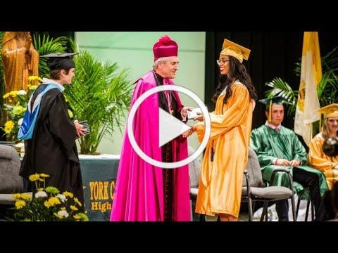 7 PM Baccalaureate Mass for Diocese of Harrisburg High Schools 5/27/2020
