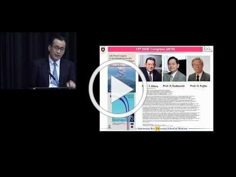 S02 E01 | ISDE2018 | Controversies in Esophagology - Dr. Yuko Kitagawa