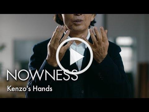 Kenzo Takada's Hands