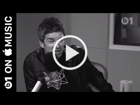 Noel Gallagher and Lars Ulrich: On Songwriting [CLIP] | It's Electric! | Apple Music