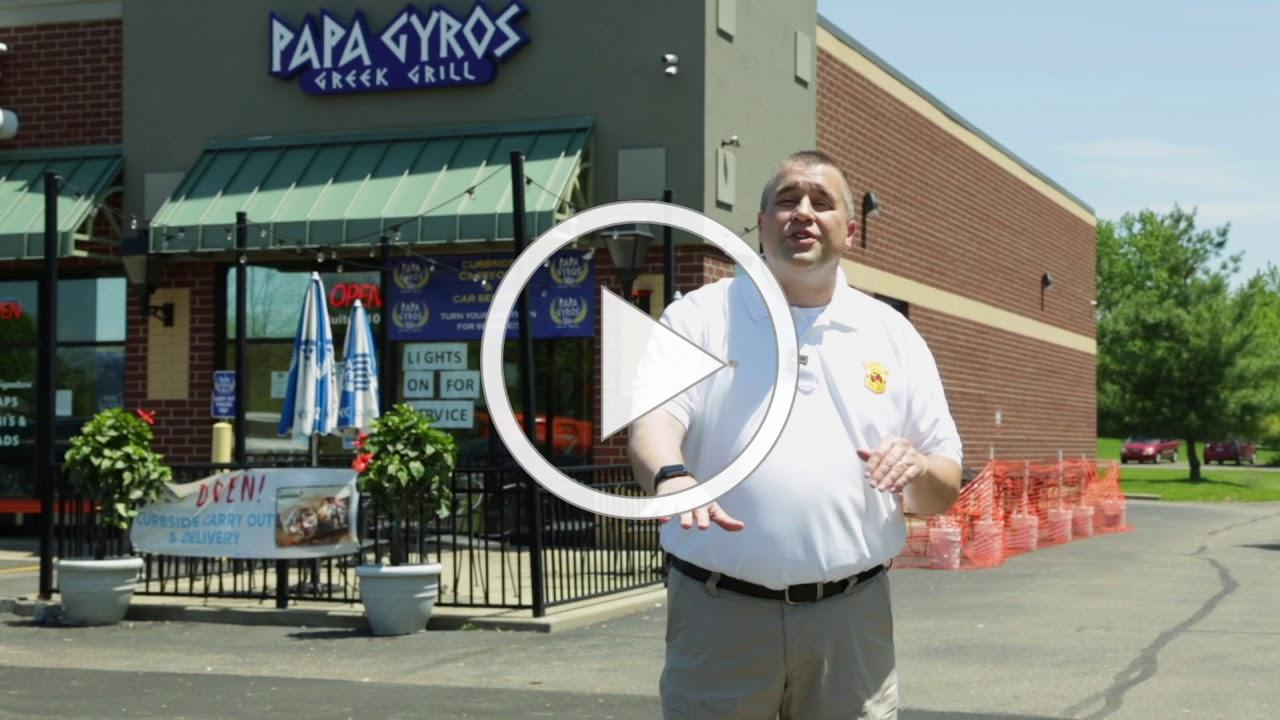 Takeout Tuesday: Papa Gyros Greek Grill Opens in new window