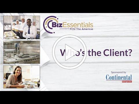 BizEssentials Webinar | Who's the Client?