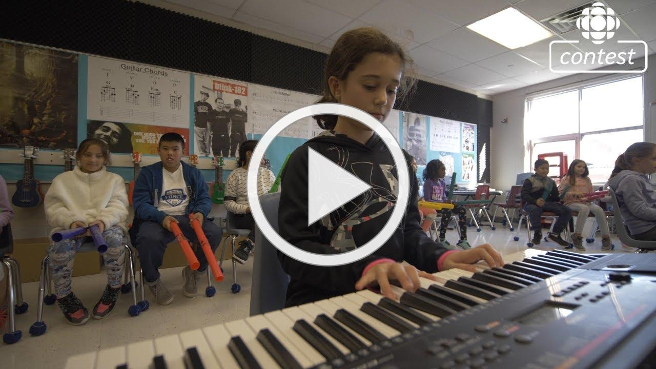 """Hang Ups"" - St. Joseph's Catholic Elementary #CBCMusicClass"