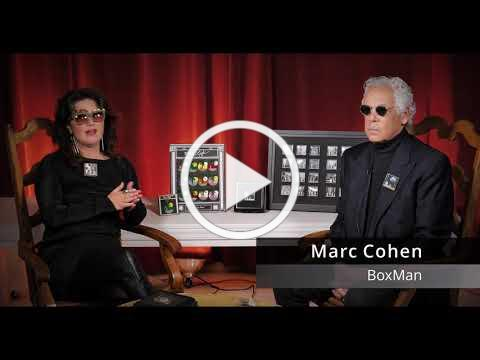 Sculpture To Wear talks to Marc Cohen the Box-man