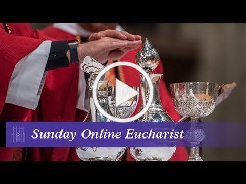 May 24, 2020: Sunday Worship Service at Washington National Cathedral