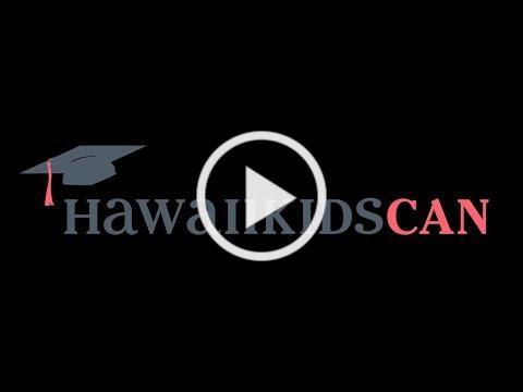 HawaiiKidsCAN Forum 2018 (30 mins)