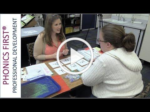 Phonics First Orton-Gillingham Level I Training: An Inside Look