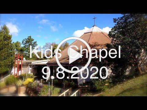 Sept 8 Children's Message