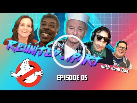 Who Ya Gonna Zoom?   Reunited Apart GHOSTBUSTERS Edition