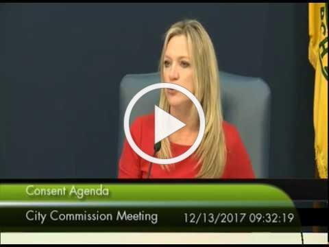 December 13, 2017 Commission Meeting - C4 Y