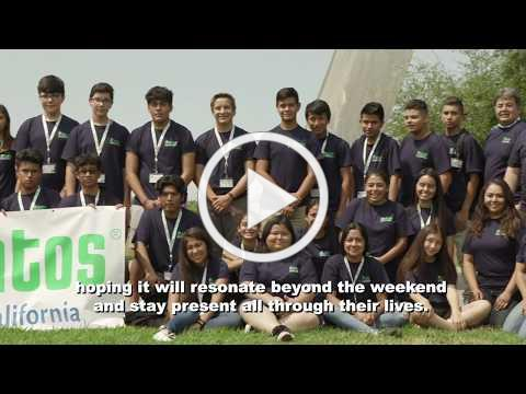 The 2018 California Juntos 4-H Summer Academy helps youth see the possibilities