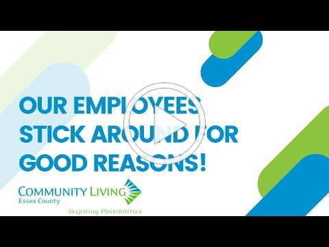 Community Living Essex County is hiring now. Join us!