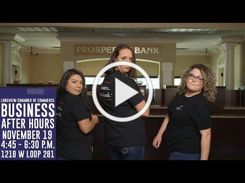 2019 Business After Hours - Prosperity Bank