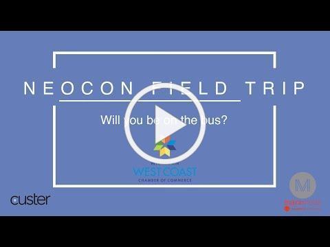 West Coast Chamber NEOCON Trip 2018
