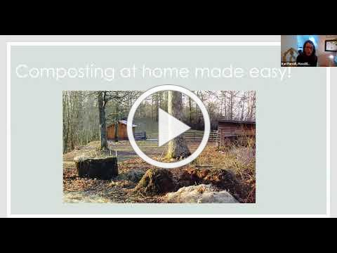 Osterville Library present Kari L. Parcell, M.P.A. with a talk on Composting