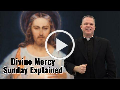 Divine Mercy Sunday Explained: How to Receive the Graces