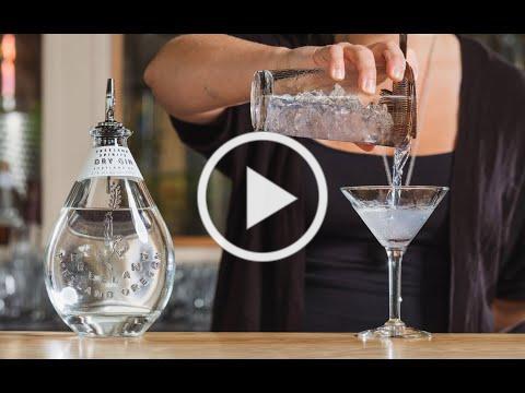 Craft Spirits TV: Freeland Spirits Goes Dry-Dry Gin, That Is