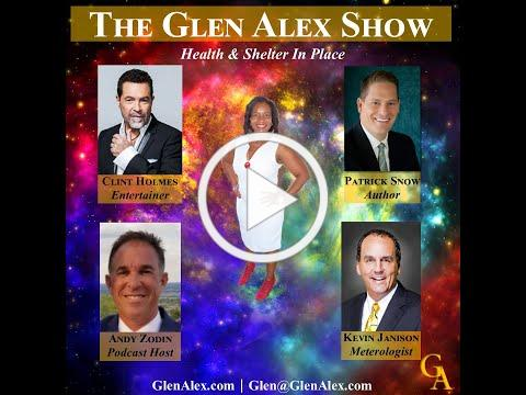 The Glen Alex Show: Shelter-in-Place Special