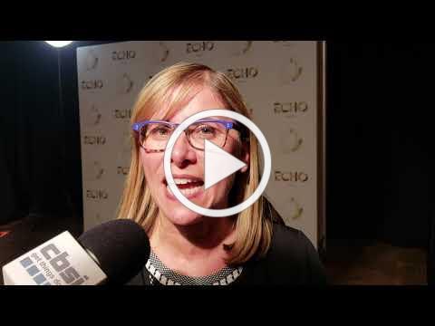Rosie Gentile, Cossette Agency, Toronto Big Winner at Echo Awards, Talking Business #312