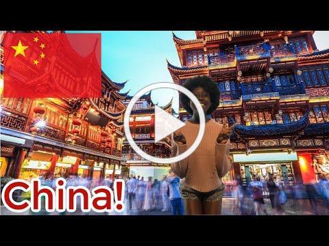 China! (Around Our World!)