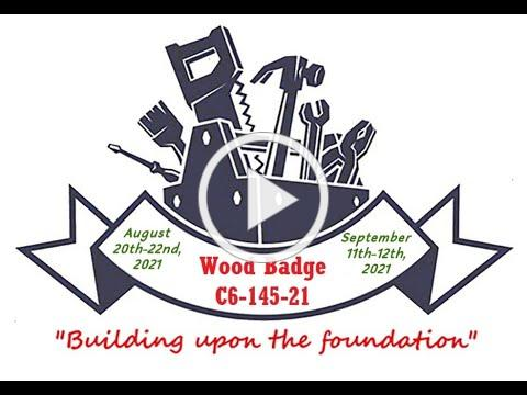 2020 Wood Badge Promo