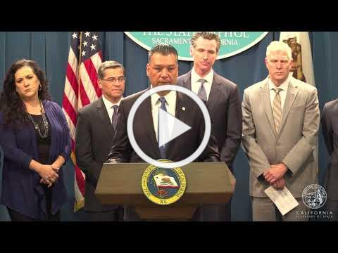 Secretary Padilla, Governor Newsom, Attorney General Becerra React to SCOTUS Census 2020 Ruling