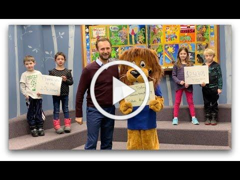 Special message from Yoni about the end of year Annual Fund Challenge.