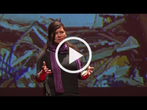 Un banco creado con basura | Olga Yaneth Bocarejo | TEDxBogota