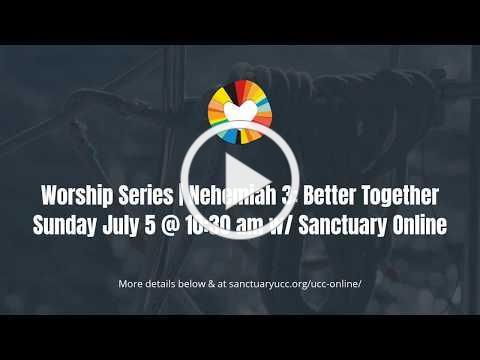 Worship Series | Nehemiah 3: Better Together