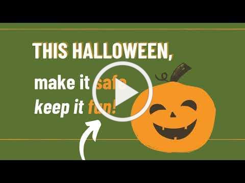 Tips for a Safer Halloween Celebration