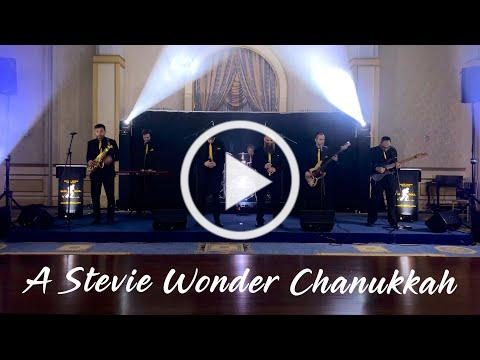 On Chanukkah - a Stevie Wonder holiday mash-up - Chanukkah 2020