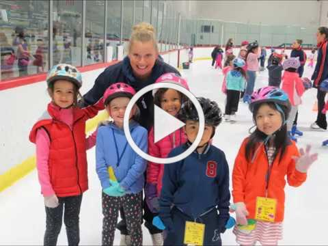 Ann Arbor Figure Skating Club Learn to Skate Informational Video