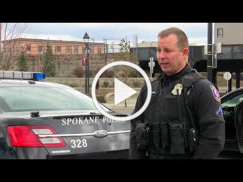 Ziebart Pitching in for Spokane PD