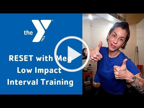Low Impact Interval Training with Meg