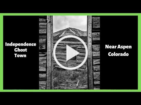Independence Ghost Town | Aspen Historical Society | Aspen Colorado