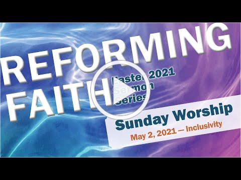 Sunday Worship Service for Open Door Churches of Salem and Keizer (UMC) - May 2, 2021
