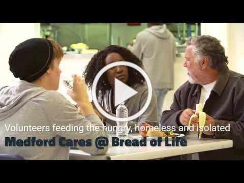 Medford Cares - Serve at Bread of Life in Malden