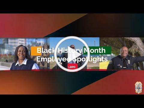 Black History Month Employee Spotlights #1