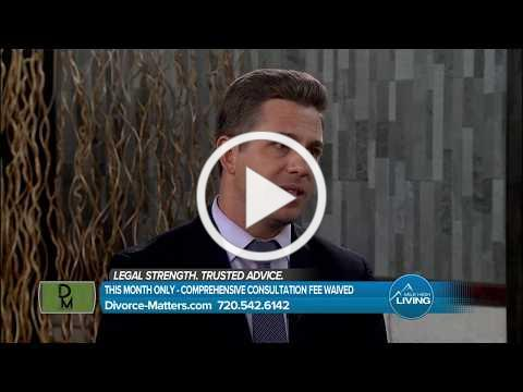 Divorce Matters on Channel 7's Mile High Living 9.17.19