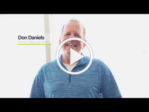 Public Health Champs | Don Daniels